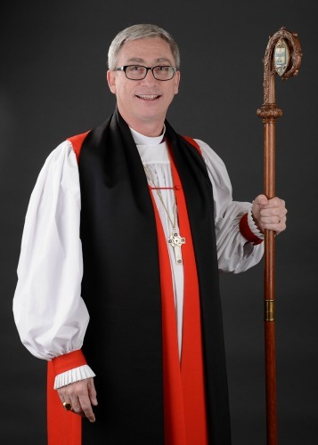 Bishop Robert Skirving elected 25th Chancellor of the University